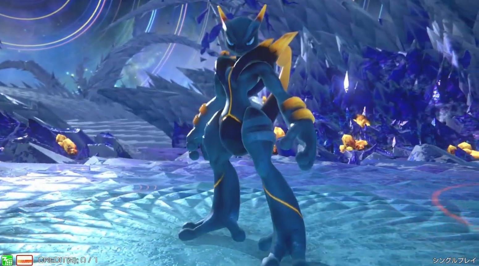 New pokken tournament trailer reveals shadow mewtwo modojo - Mewtwo y mega evolution ...