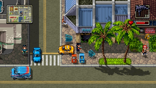 Modojo | Shakedown Hawaii Is The Latest Game From Retro City Rampage Devs