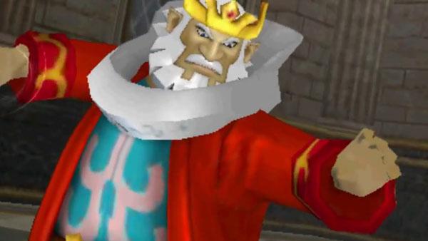 Modojo | The King of Hyrule Struts His Stuff in Hyrule Warriors Legends