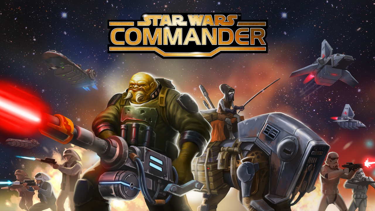 Modojo | Star Wars Commander Just Received A New Content Update