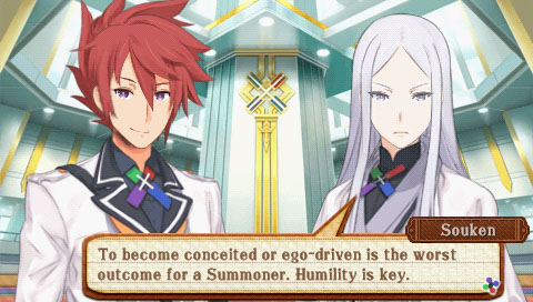 Modojo | Summon Night 5 Is Releasing This December...For PSP?