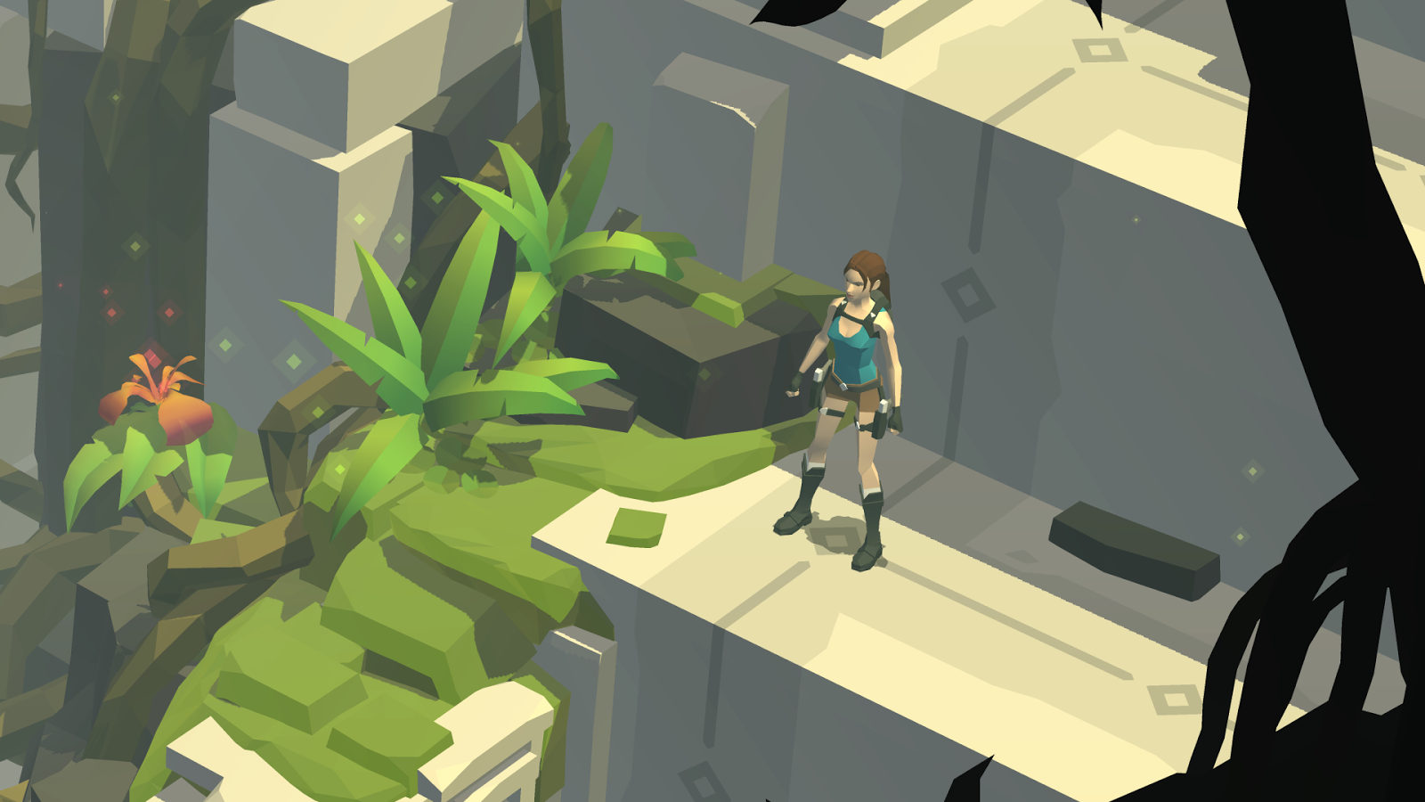 Modojo | Apple Chose Lara Croft GO As Its Game of the Year