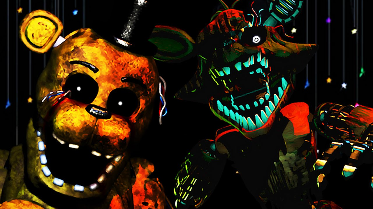 Modojo | The Next Five Nights At Freddy's Project Is, Well, A Book