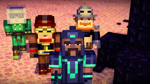Modojo | Minecraft: Story Mode Episode 4 Is Now Available