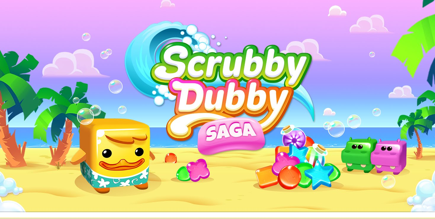 Modojo | Scrubby Dubby Saga Tips and Tricks