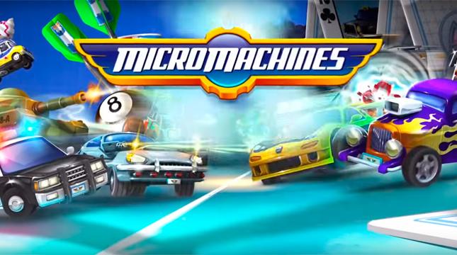 Modojo | Chillingo's Micro Machines Revival Is In Soft Launch