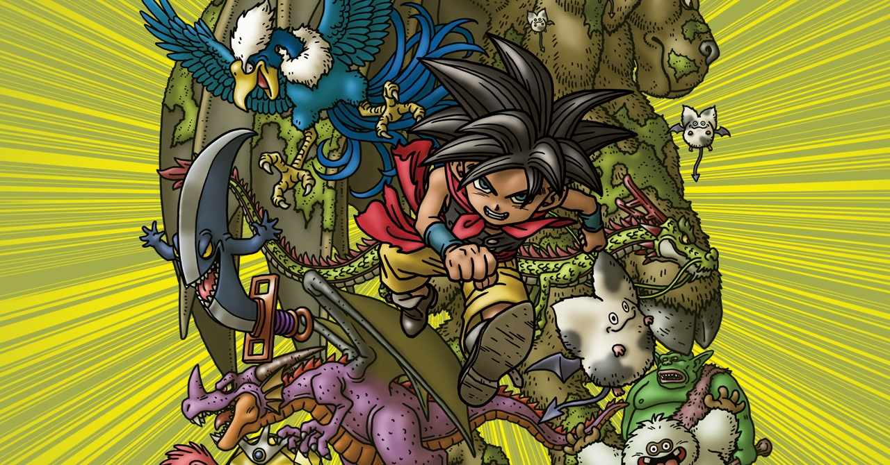Modojo | Dragon Quest Monsters: Joker 3 Is Coming To Japan In March