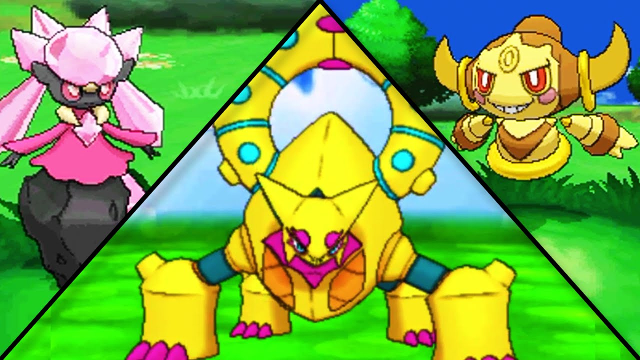 Modojo | Pokemon #721 Volcanion Officially Revealed