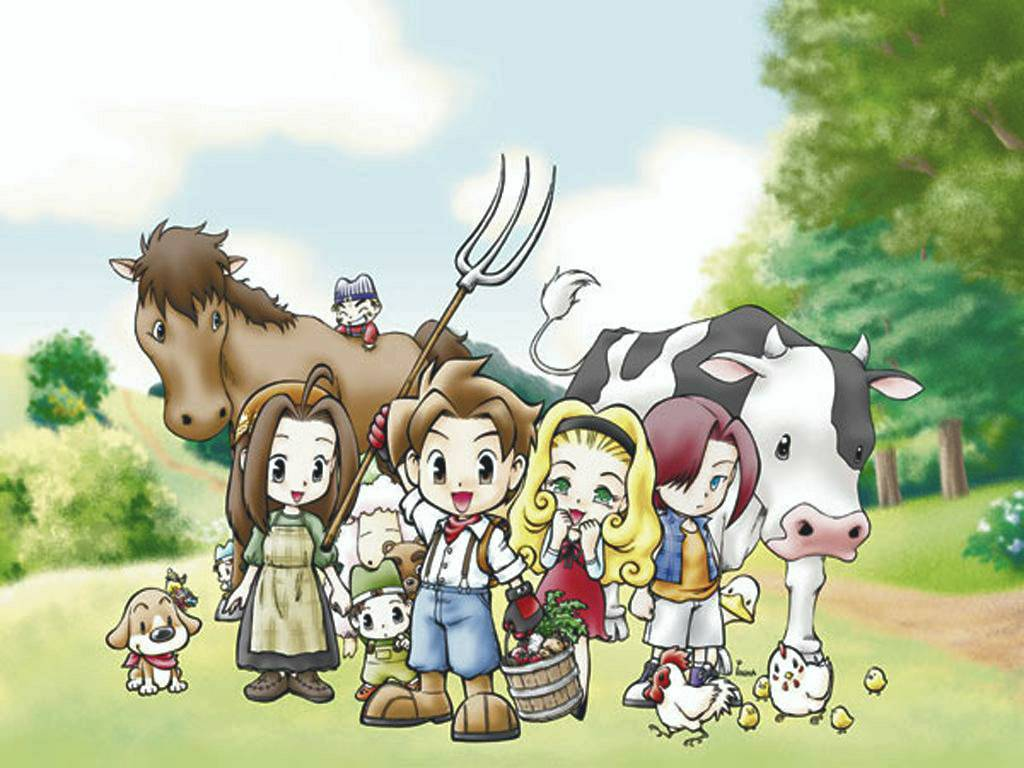 Modojo | Harvest Moon: Seeds of Memories Gets a Trailer