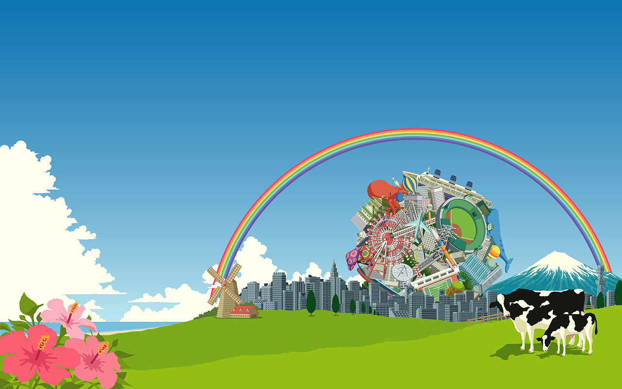 Modojo | Katamari Comes to Mobile Phones With Tap My Katamari