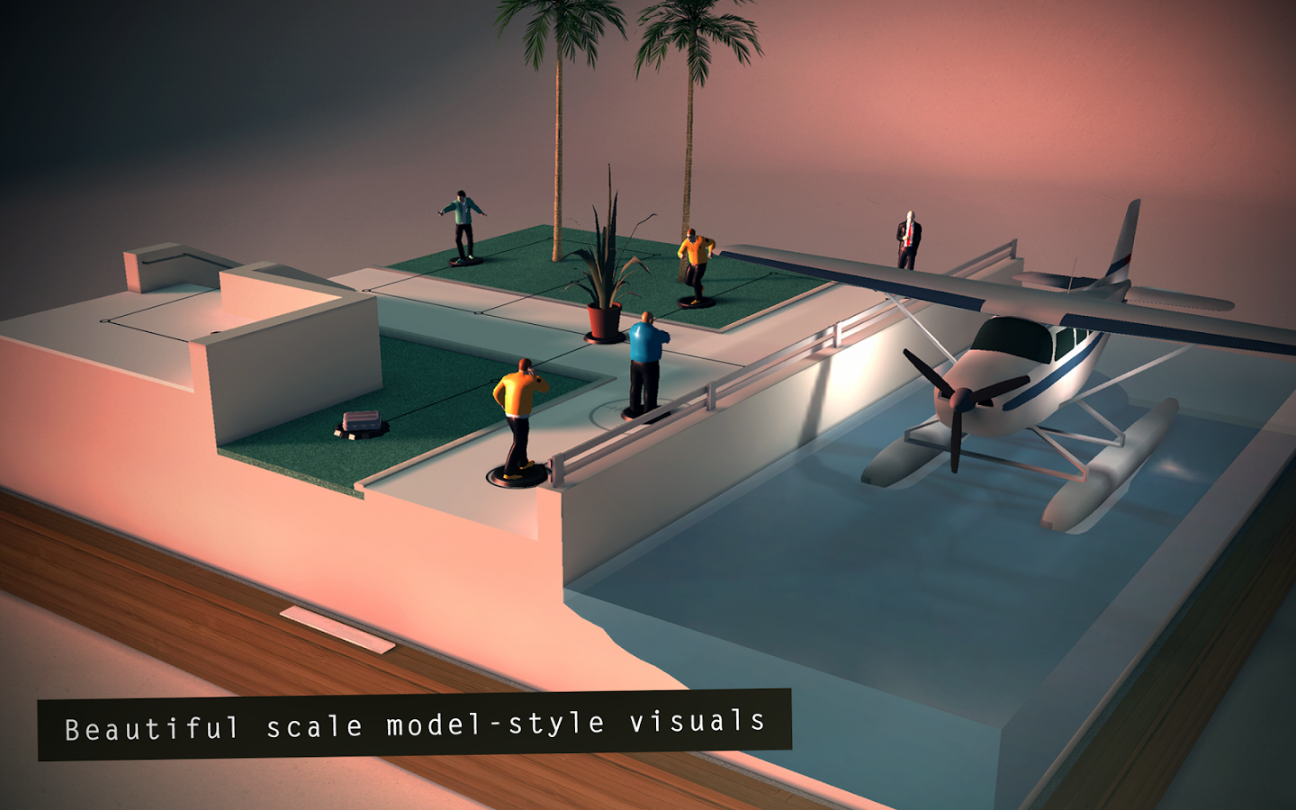 Modojo | Hitman GO Will Be Making Its PS Vita Debut in 2016