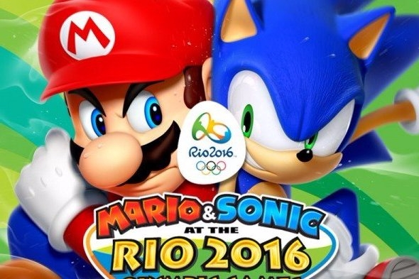 Modojo | Mario & Sonic at the Rio 2016 Olympics Is Zooming to Store Shelves This March