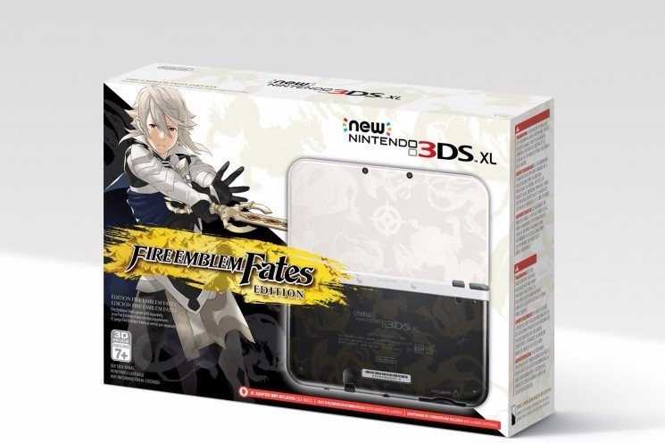 Modojo | Fire Emblem Fates Edition New 3DS XL Available Soon