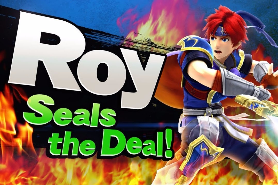 Modojo | You Can Pre-Order the Roy amiibo Now At GameStop