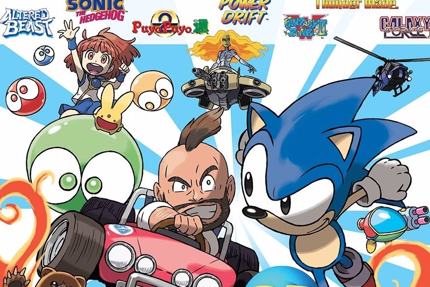 Modojo | SEGA is Bringing Their Whole 3D Classics Collection to Stores and eShop in the U.S.