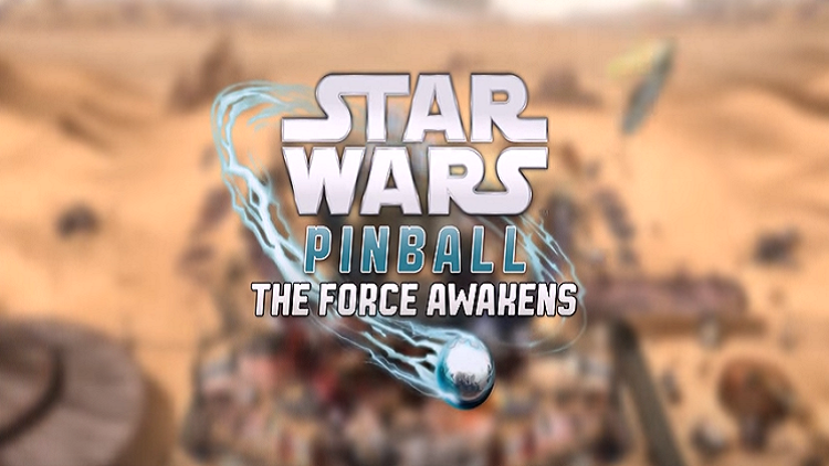 Modojo | Star Wars Pinball Gets A Special The Force Awakens Table