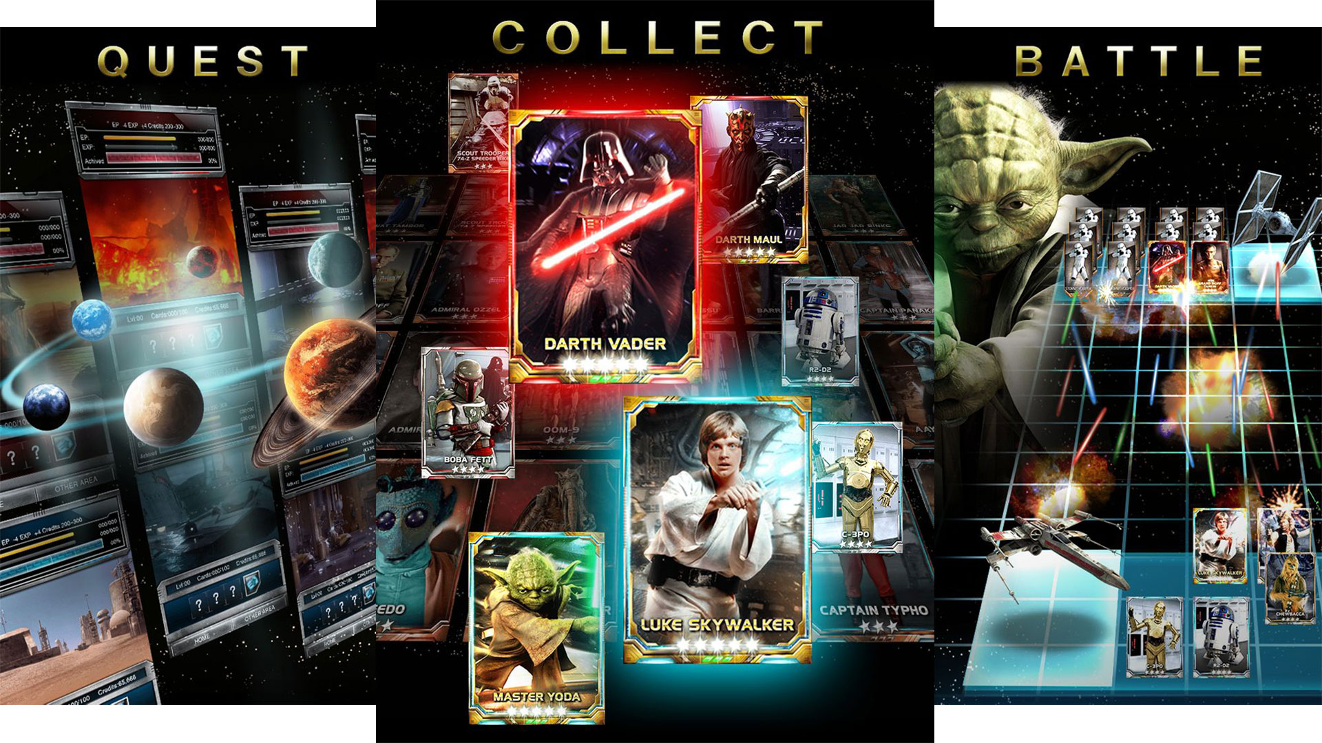 Modojo | Devs Share Their Star Wars: Force Collection Tips and Tricks - Part 1