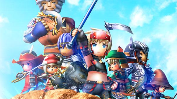 Modojo | Final Fantasy Grandmasters Has Amassed Over Two Million Downloads