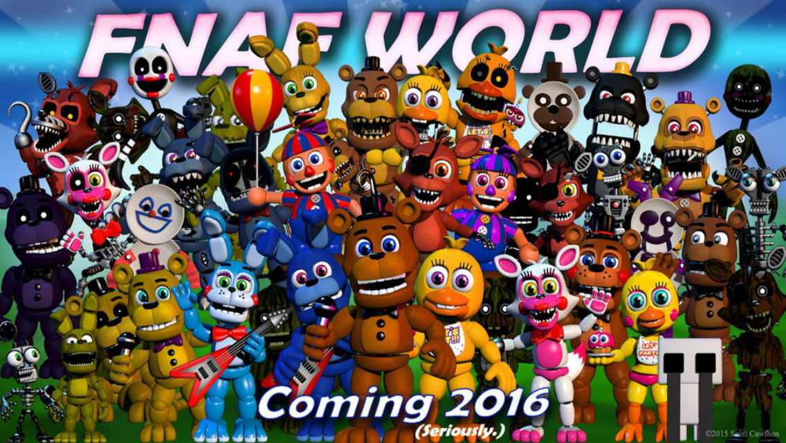 Modojo | Five Nights at Freddy's World Is Releasing Sooner Than You Think
