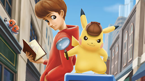 Modojo | Solve Mysteries With Great Detective Pikachu: Birth of a New Combination