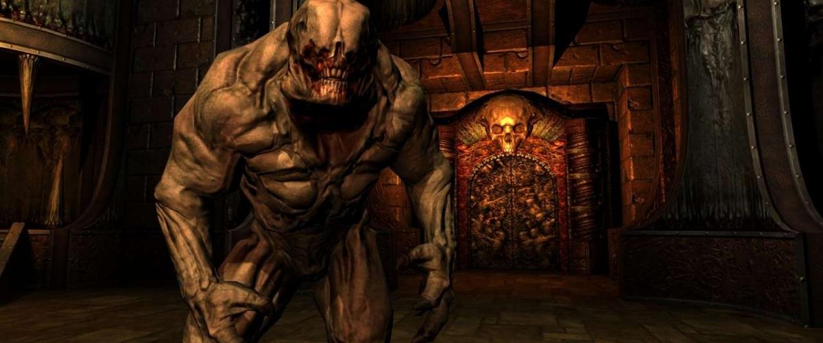Modojo | Play On The SHIELD Android TV: Doom 3 BFG Edition