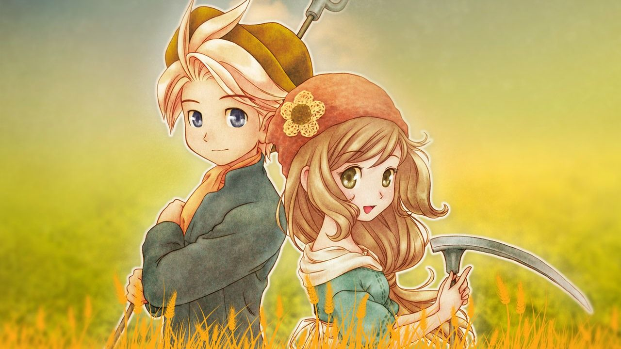 Modojo | See the Three Villages of Story of Seasons: Good Friends of Three Villages