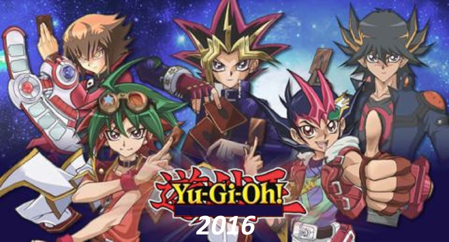 Modojo | Yu-Gi-Oh Returns to the Nintendo 3DS This Summer