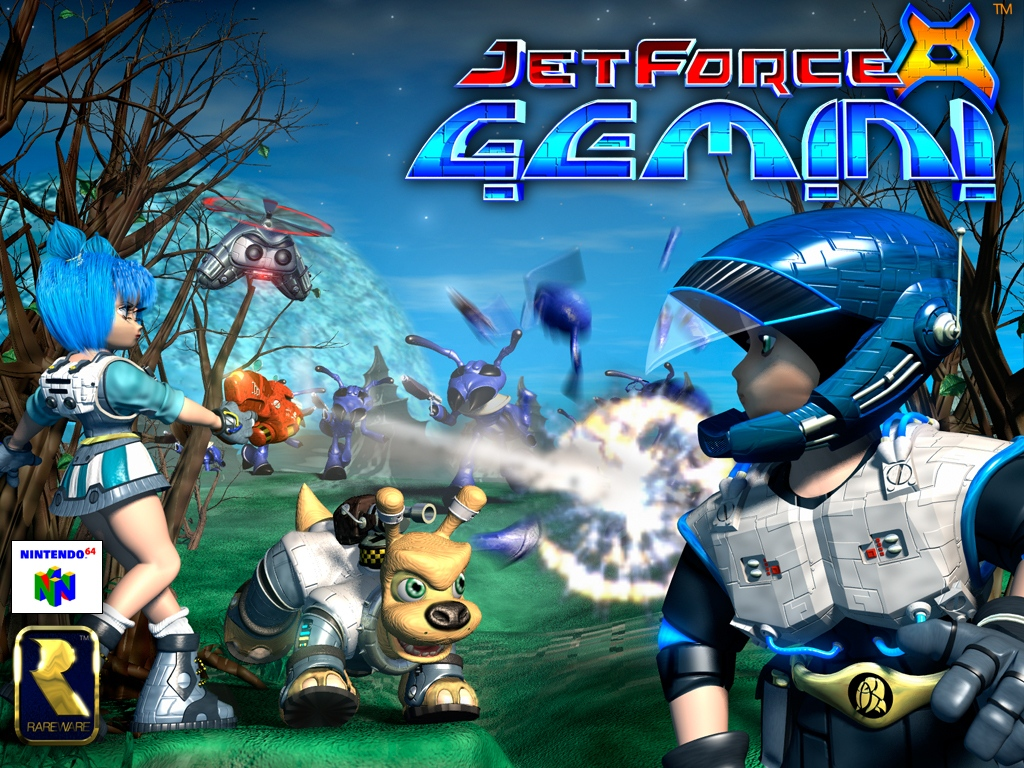 Modojo | Check Out the Intro to the Cancelled Game Boy Color Version of Jet Force Gemini
