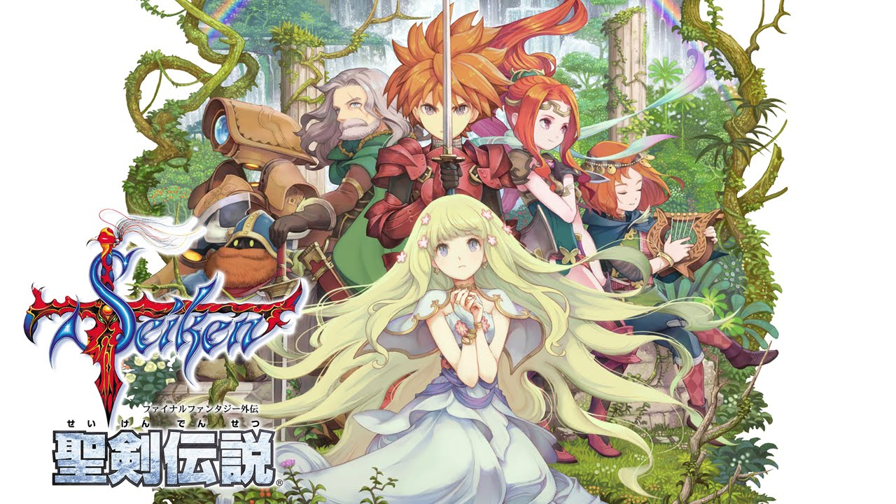 Modojo | Final Fantasy Adventure Remake Confirmed to Come West As Adventures of Mana