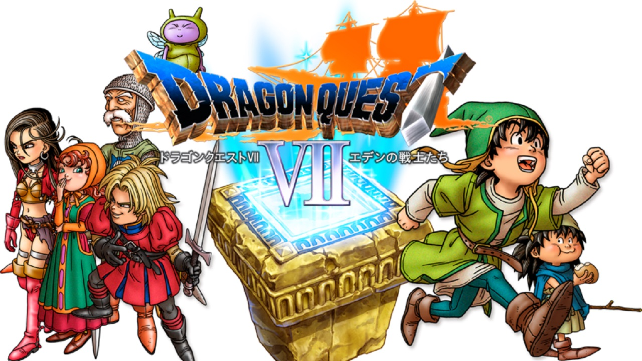 Modojo | Dragon Quest VII Release Window Confirmed