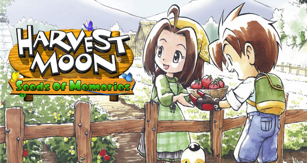 Modojo | Harvest Moon: Seeds of Memories Launching for iOS as a Fully Paid Game