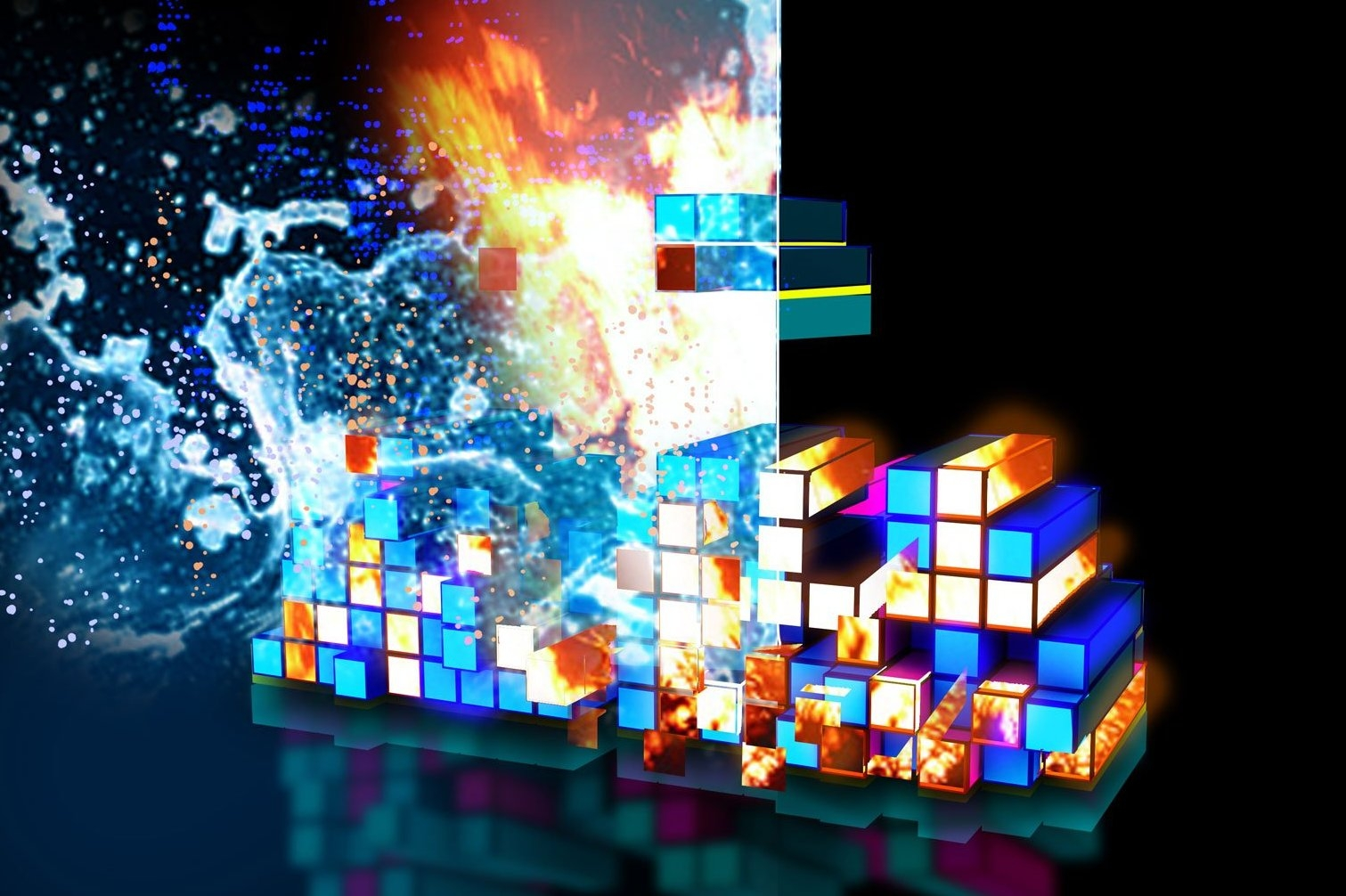Modojo | Lumines Coming to Mobile This Summer
