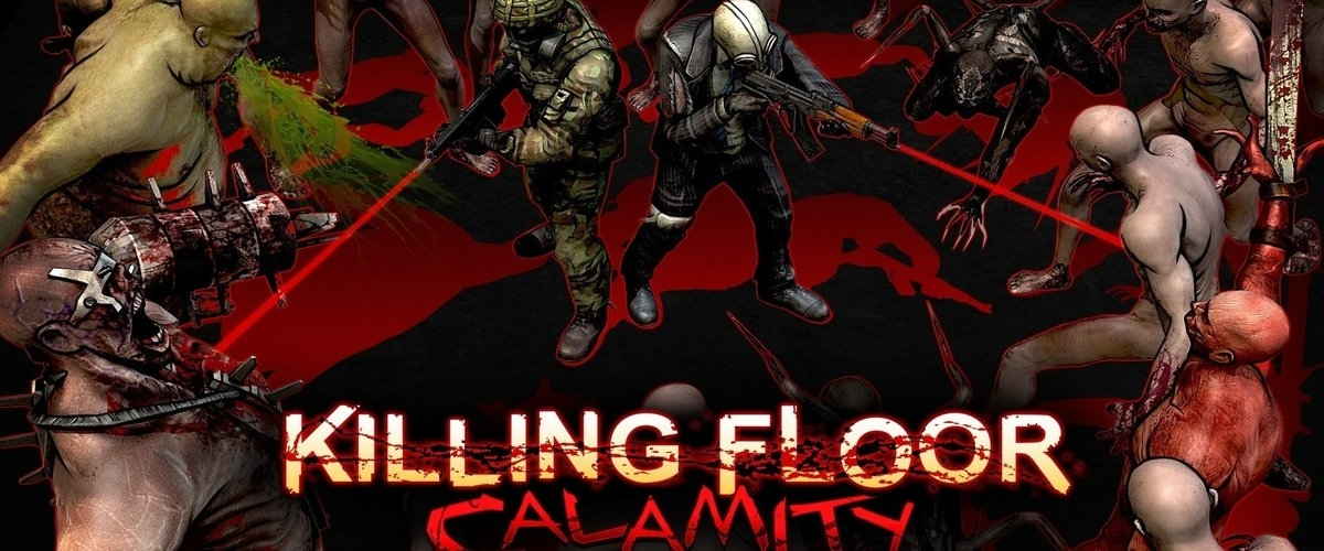 Modojo | Play On The SHIELD Android TV: Killing Floor: Calamity