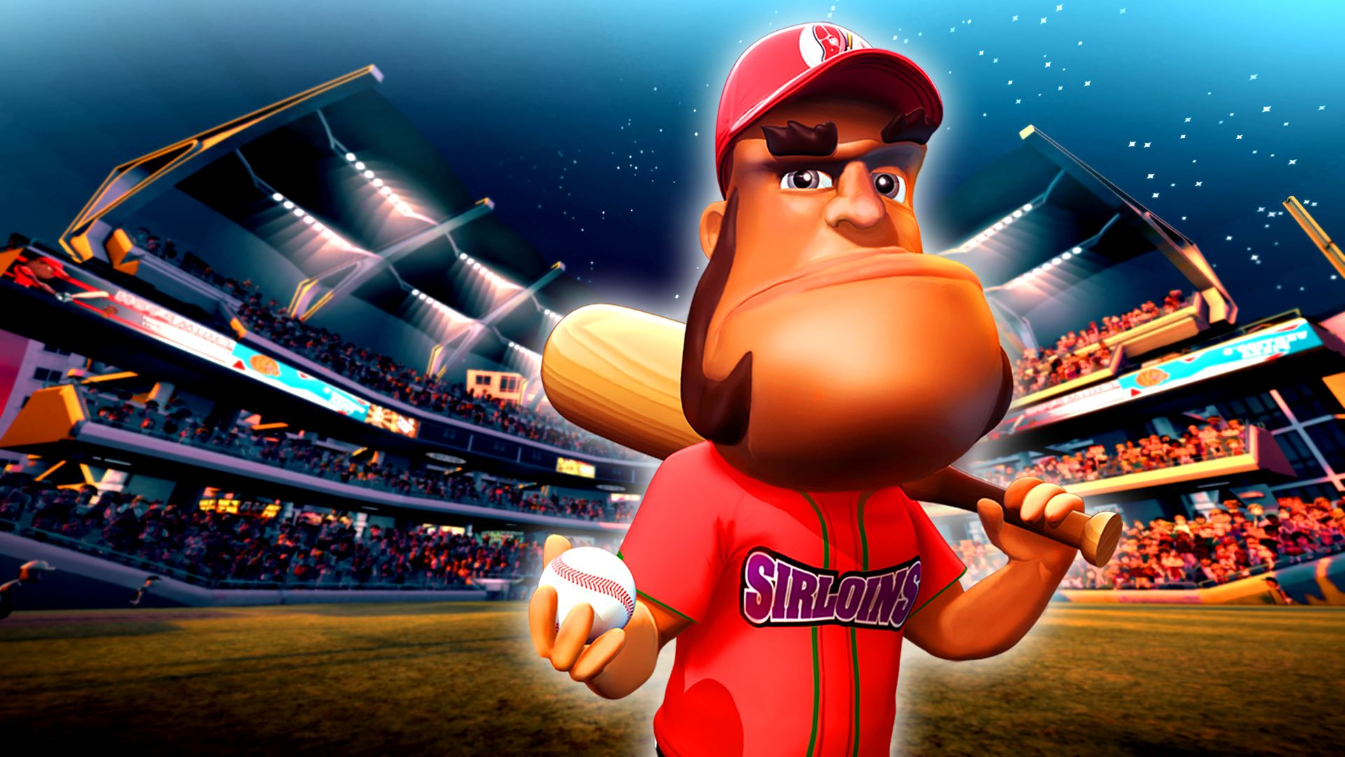 Modojo | Play On The SHIELD Android TV: Super Mega Baseball Extra Innings