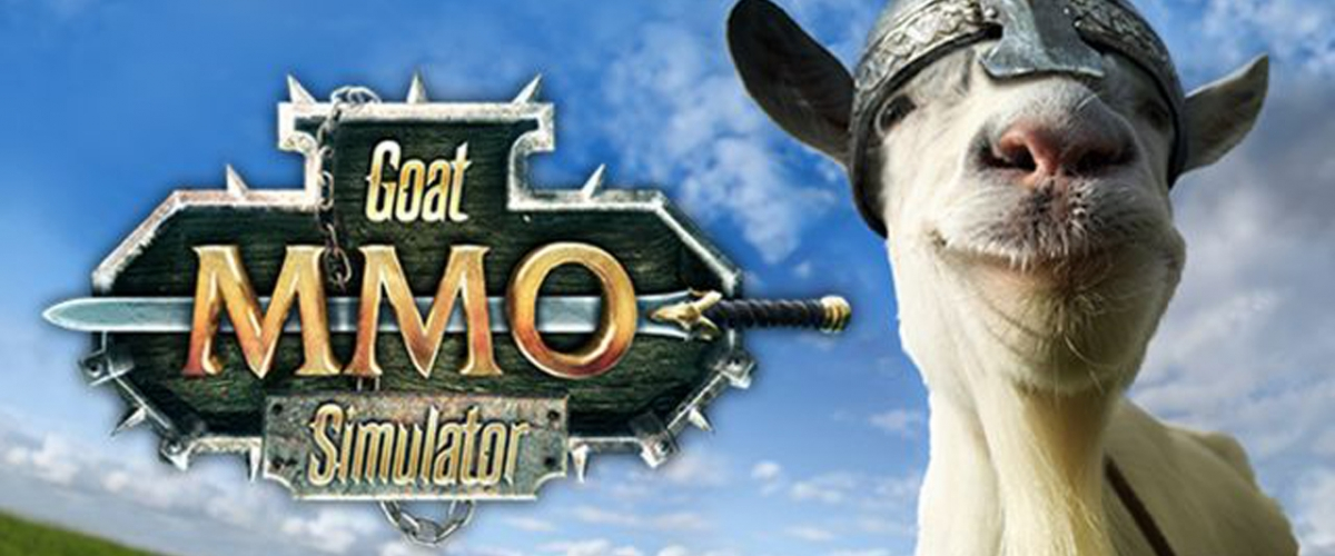 Modojo | Play On The SHIELD Android TV: Goat Simulator MMO Simulator