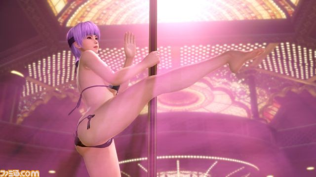 Modojo | Oh Yes, There Will Be Pole Dancing in Dead or Alive Xtreme 3