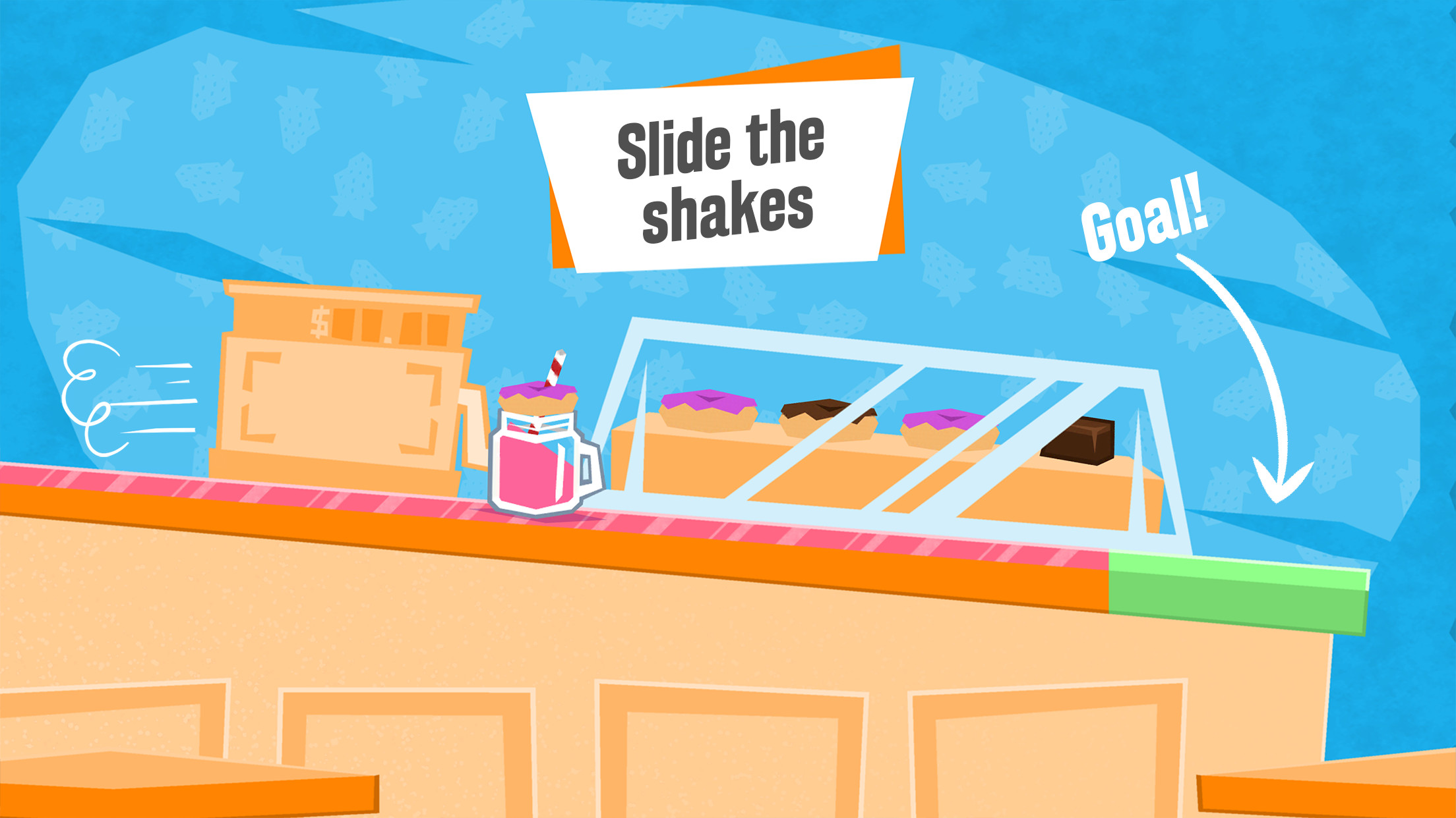 Modojo | Slide Those Shakes in Prettygreat's New Game
