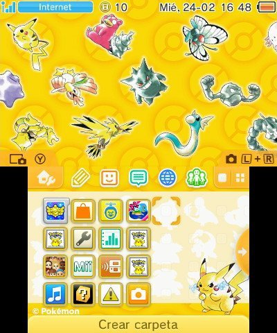 Modojo | Check Out the Upcoming Gen 1 Pokémon 3DS Themes