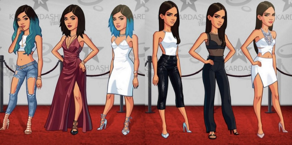 Modojo | Kendall & Kylie Tips and Tricks Revisited - Dates, Five-Star Missions, and Freebies