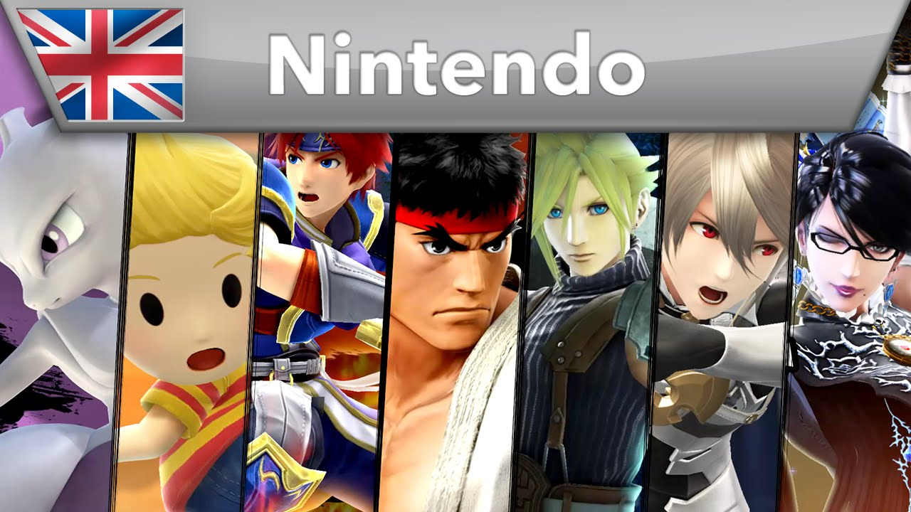 Modojo | Take a Look Back at the Enormous Amount of DLC Released for Super Smash Bros.