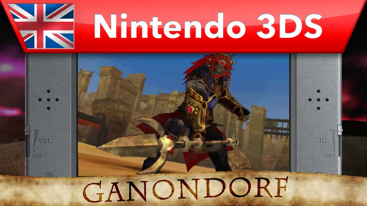 Modojo | Check Out Ganondorf In This New Hyrule Warriors: Legends Trailer