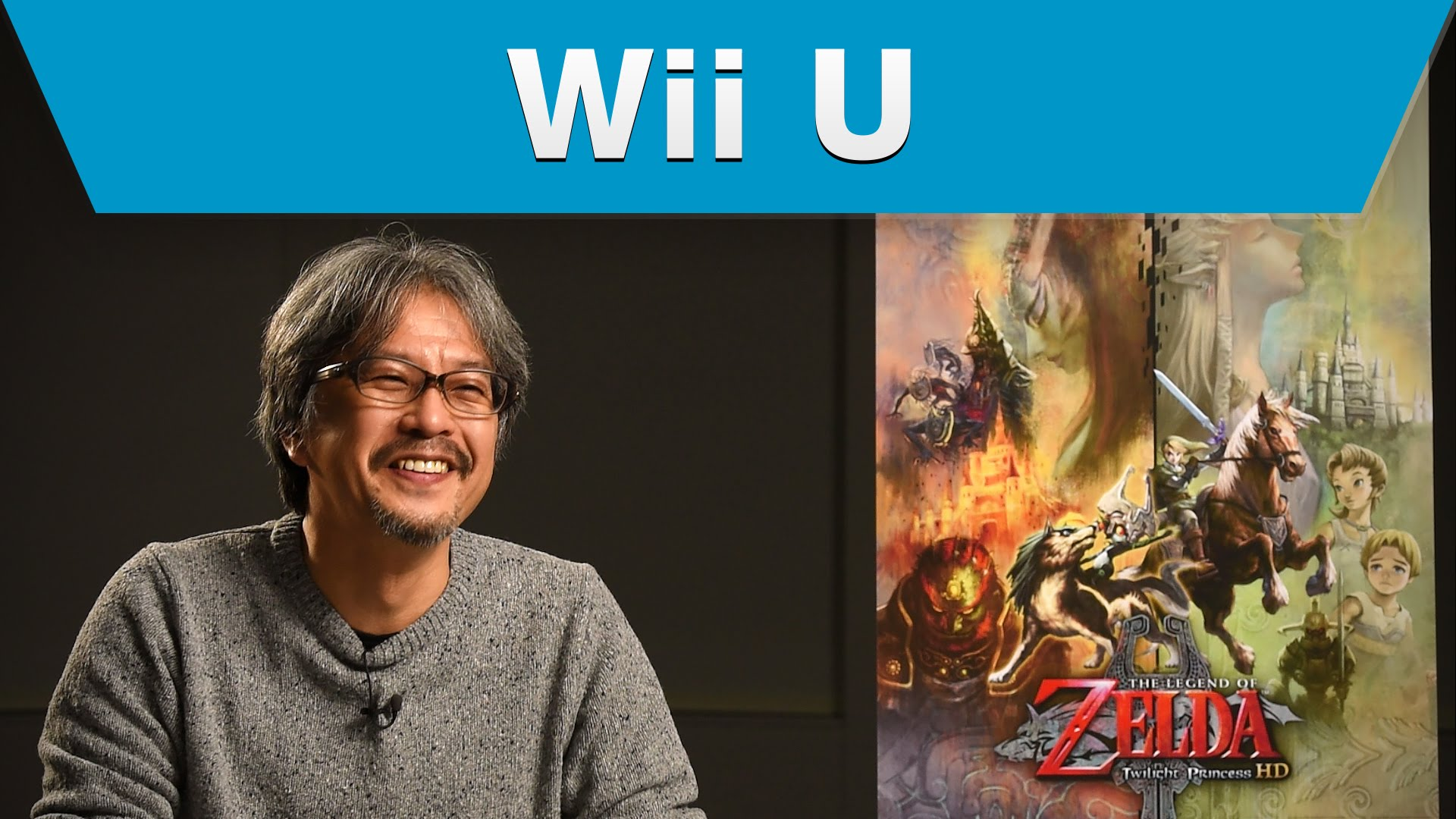 Modojo | Eiji Aonuma Talks The Legend of Zelda: Twilight Princess HD