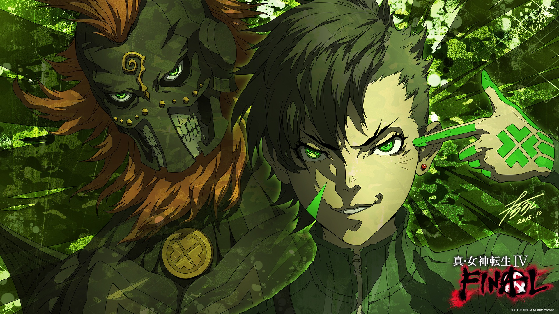 Modojo | Here's 11 Minutes of Shin Megami Tensei IV Final Gameplay