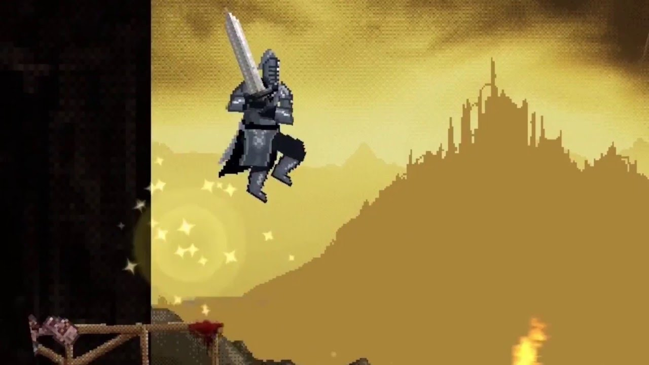 Modojo | The Dark Souls Endless Runner Slashy Souls is Out Now for iOS and Android