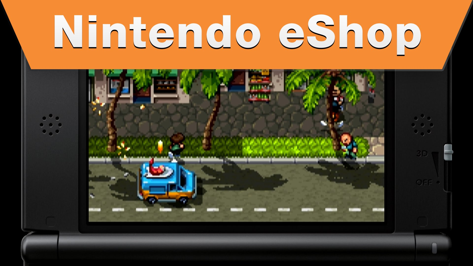 Modojo | First Look at Retro City Rampage Sequel Shakedown Hawaii