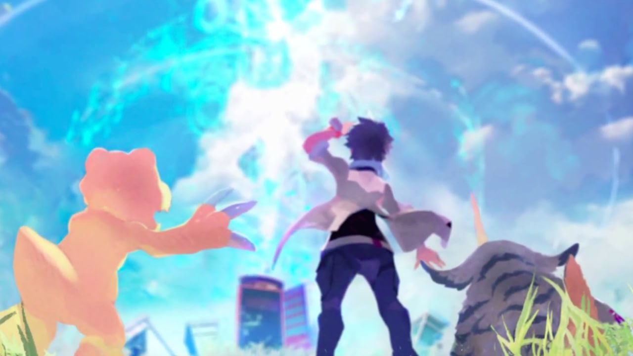 Modojo | Check Out 50 Minutes of Digimon World: Next Order