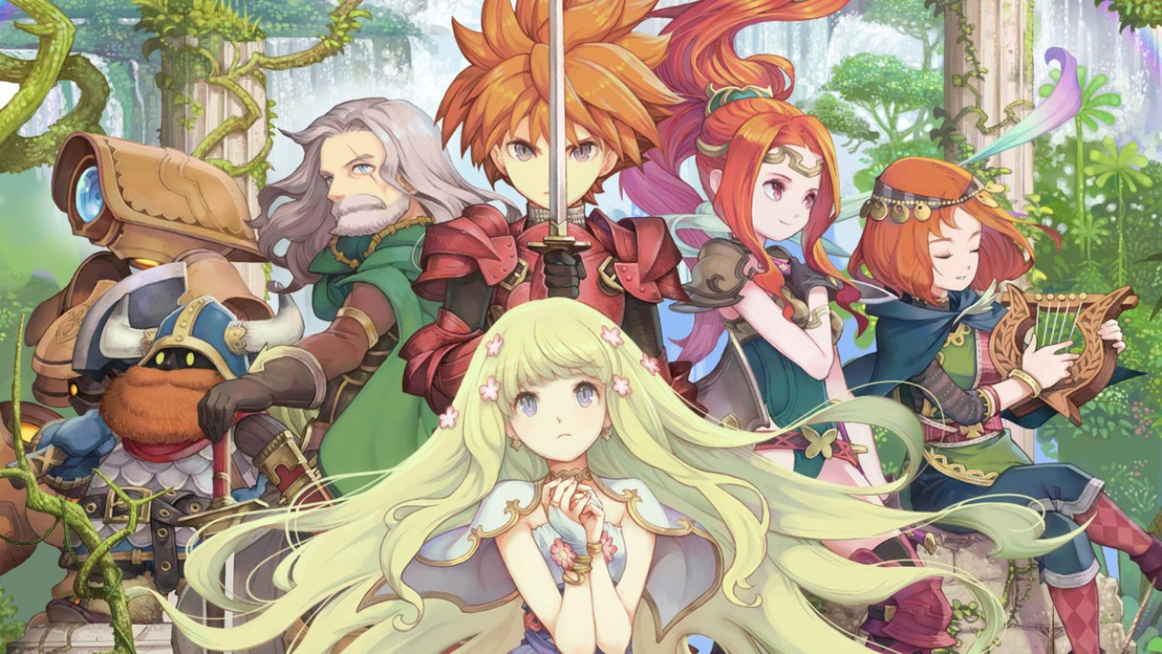 Modojo | Adventure of Mana is Out Now For iOS and Android