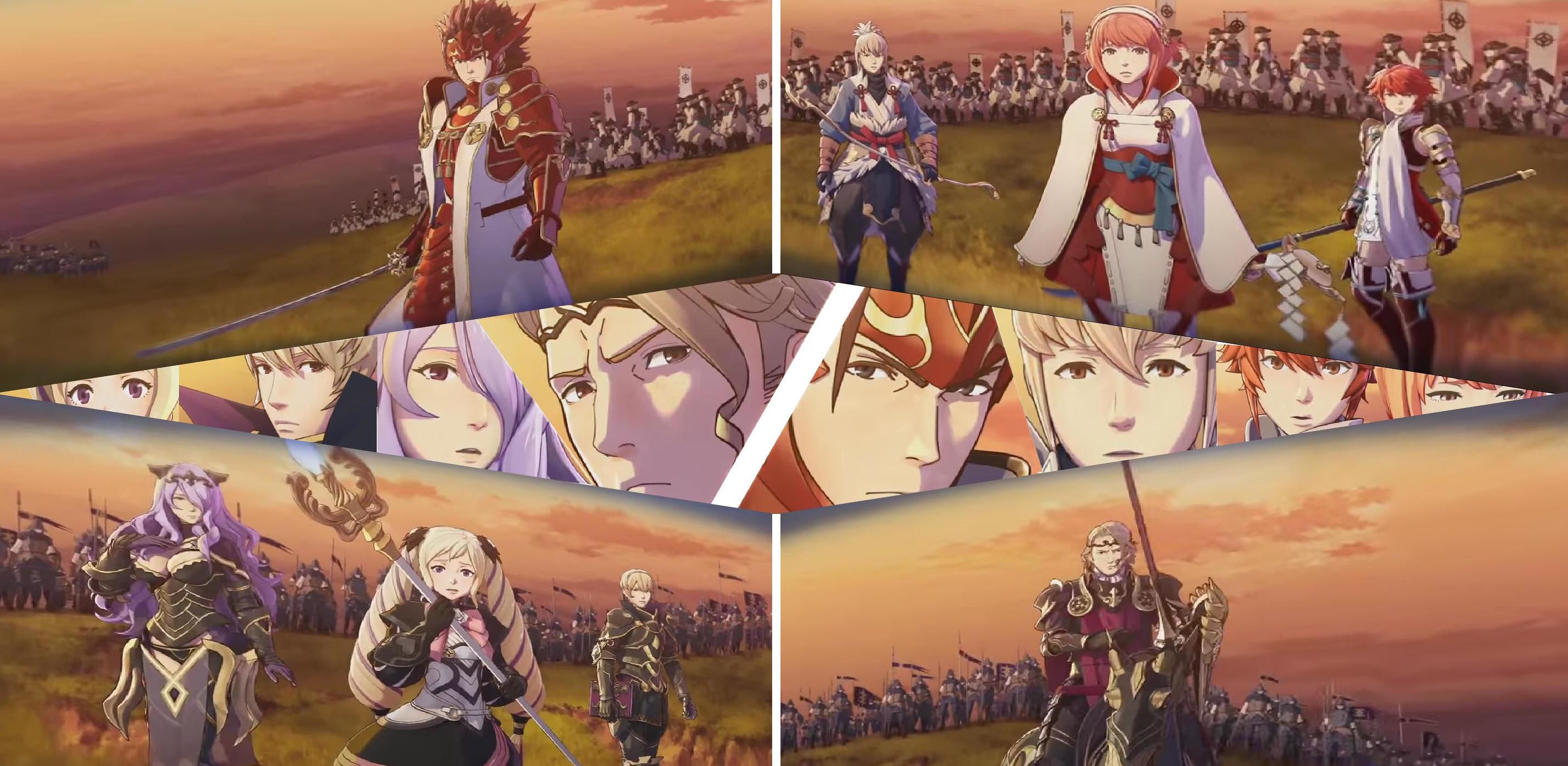 Modojo | Check Out Fire Emblem Fates' Character Classes and Relationships in this Video