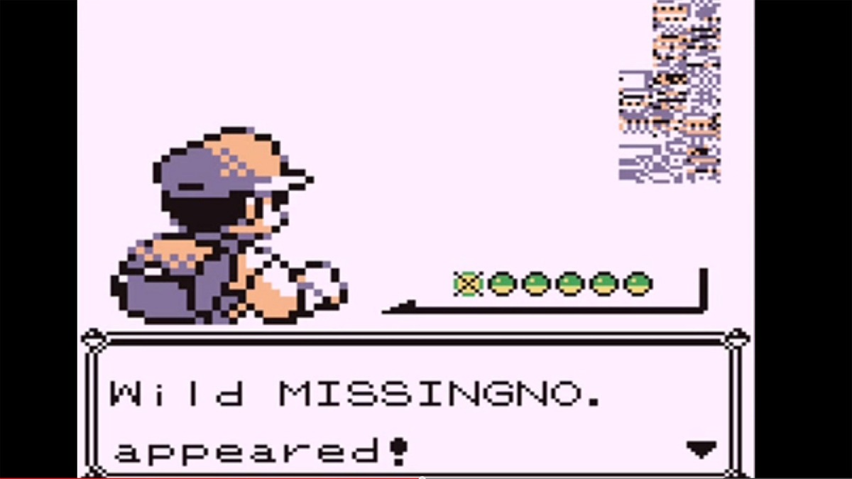 Modojo | Missingno is Still in the Virtual Console Releases of the First-Gen Pokémon Remakes