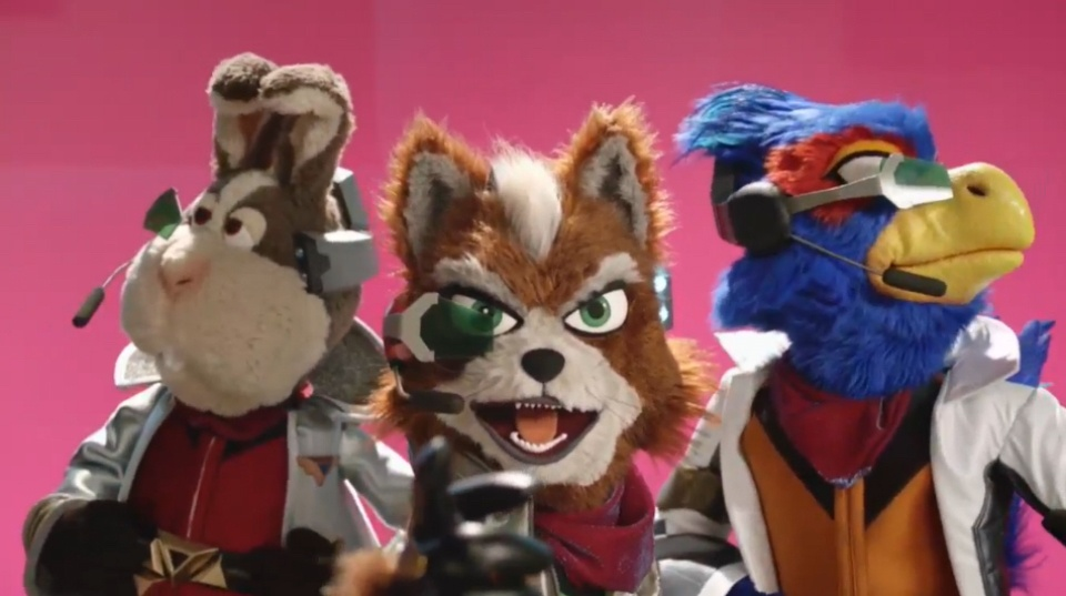 Modojo | The Star Fox Zero Opening Video Has Surfaced